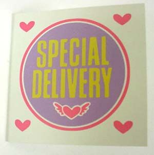 Special Delivery Baby Shower Gift Cards Lot of 200