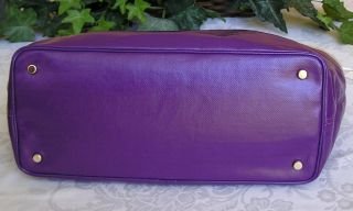 Kate Spade Palm Groves Sophie Bag Purse Tote Violet