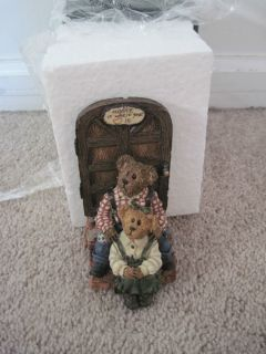 Boyds Bears Friends George Gracey Figurine Mint in Box