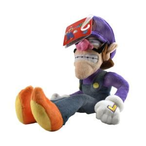Global Holdings Super Mario Plush 11 Waluigi