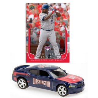 Upper Deck MLB 2008 Charger with An Exclusive Trading Card   Young