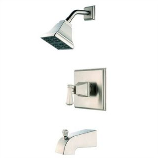 Pegasus Exhibit Single Handle Tub and Shower Faucet Trim