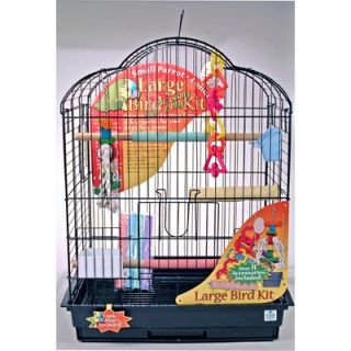 Blue Ribbon Pet Complete 31 Bird Cage Kit for Large Bird