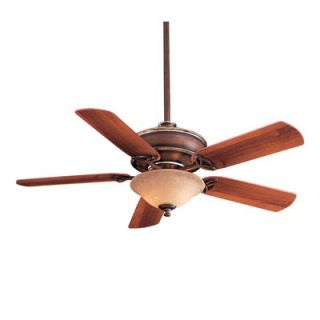 Minka Aire 52 Bolo 5 Blade Ceiling Fan with Remote   F620 BCW