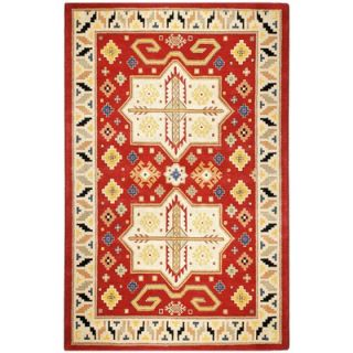St. Croix Traditions Virtu Red Rug