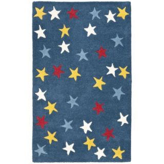 Safavieh Blue/Multi Novelty Rug
