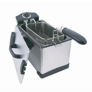 Ware 2.5 Liter Electric Deep Fryer   EW 09125