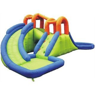 Kidwise Island Water Park Bounce House