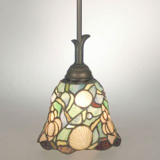 Dale Tiffany Newport 1 Light Pendant