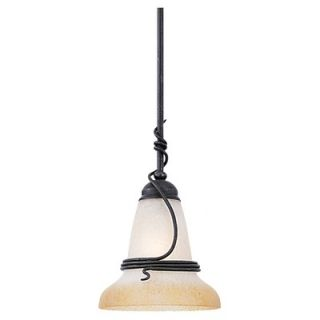 Sea Gull Lighting Saranac Lake 1 Light Mini Pendant   6146 185
