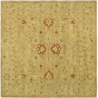 Safavieh Antiquities Brown/Beige Rug   AT822B SQ