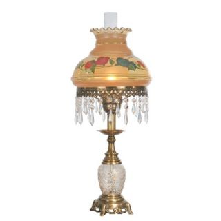 Dale Tiffany Hurricane 1 Light Table Lamp