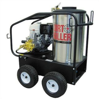 Dirt Killer 4.2 GPM / 3,200 PSI Hot Water Gas Pressure Washer Electric