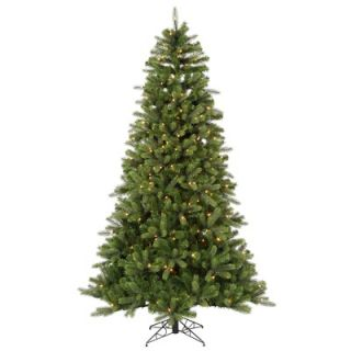 Vickerman 6 Colorado Pine Artificial Christmas Tree with Clear Lights