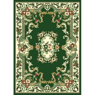 Home Dynamix Premium Hunter Green Rug   7083 402