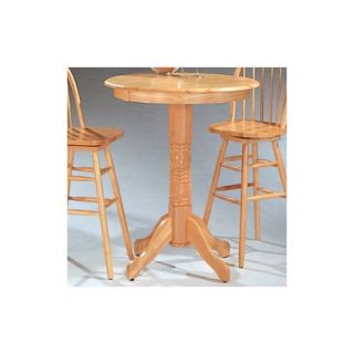 Wildon Home ® Kingsburg Bar Table in Natural