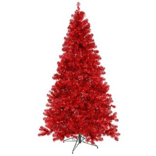 Vickerman 6 Artificial Christmas Tree in Red
