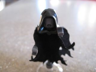 NEW LEGO HARRY POTTER DEMENTOR W BLACK CLOAK HOOD MINI FIGURE FROM SET
