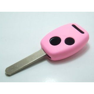 S2N Pink Honda keyshirt silicone cover for Civic ferio
