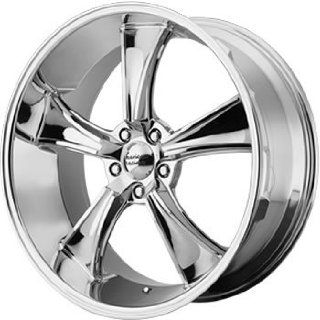 American Racing Vintage Boulevard 20x10 Chrome Wheel / Rim 5x120 with