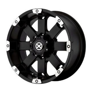 American Racing ATX Crawl 20x9 Black Wheel / Rim 8x180 with a 0mm