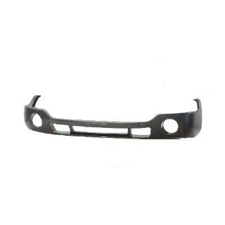 Replacement GMC Sierra Front Bumper Cover (Partslink Number GM1000684