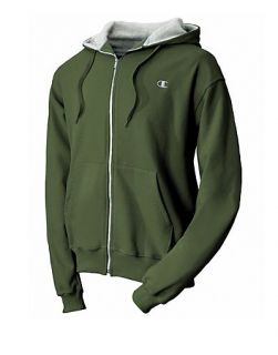Champion Double Dry® Fleece Full Zip Mens Hoodie Style S2228