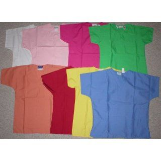 Wholesale Lot 30 Mens Womens Unisex Hospital Scrubs Tops