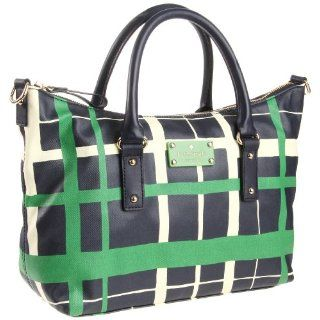 Kate Spade New York Checkmate Small Riley Satchel