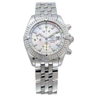 Breitling Windrider Chronomat Evolution Diamond Mens Watch A1335611