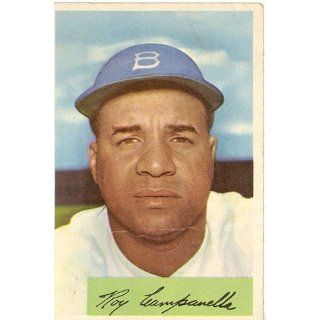 Roy Campanella 1954 Bowman Card