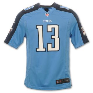 Nike NFL Tennessee Titans Kendall Wright Mens Replica Jersey