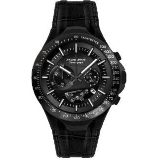 Jacques Lemans Mens 1 1661F Dakar Sport Analog Chronograph Watch