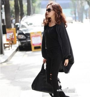 New Fashion Hot Top Long Hitz Loose Cashmere Shawl Knitting Sweater