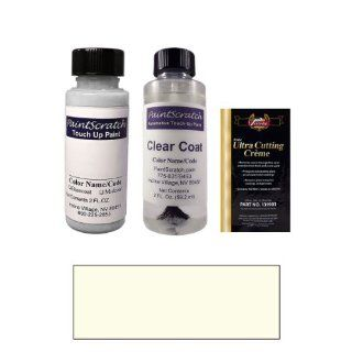 Oz. Alabaster White Paint Bottle Kit for 2002 Mercedes Benz CLK