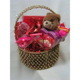 Valentines Day Gift Basket Grocery & Gourmet Food