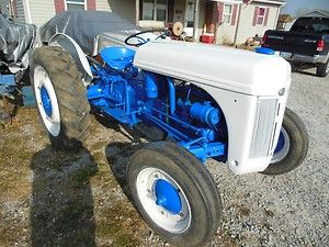 9n ford tractor in Antique Tractors & Equipment