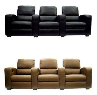 Home Theater Seating Recliner Chair Movie Seats Leather