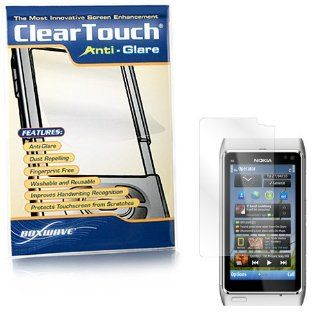 BoxWave Nokia N8 ClearTouch Anti Glare Screen Protector