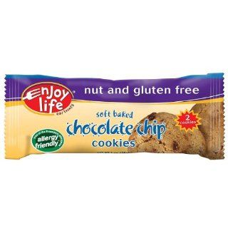 Enjoy Life Cookie Snack Chocolate Chip 2 Cookies Grocery