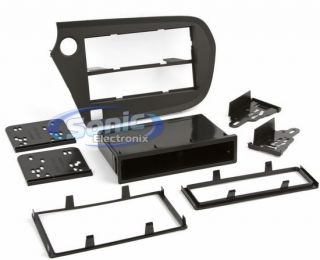 Single Double DIN Installation Dash Kit for 2010 Honda Insight