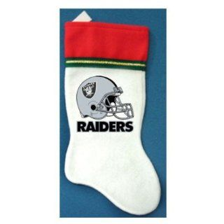 Oakland Raiders NFL Christmas Stocking