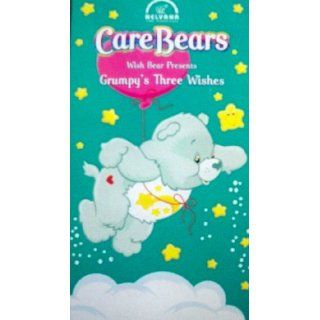 Care Bears  Grumpys Three Wishes VHS