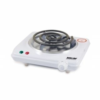 Better Chef Single Electric Hot Plate Burner Range New