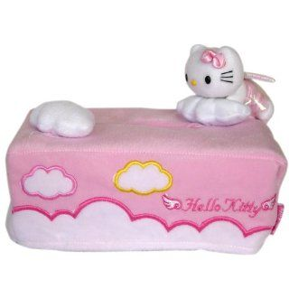Sanrio Hello Kitty Angel Plush Tissue Box Cover   Hello