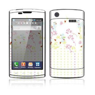 Spring Time Decorative Skin Cover Decal Sticker for