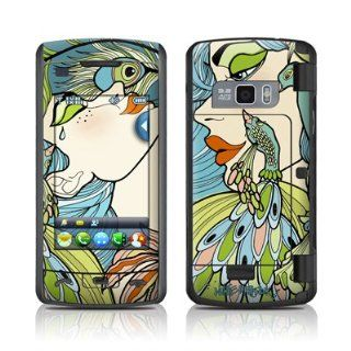 Peacock Feathers Design Protective Skin Decal Cover