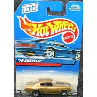 Hot Wheels 2000 Collector #107 70 Chevelle 1/64 Toys & Games
