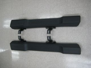 New O E M 07 12 Mopar JK Jeep Wrangler 2 Door Factory Side Steps