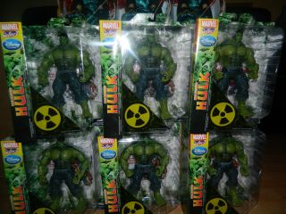 Hulk Unleashed Action Figure Marvel Select 9 New Exclusive in Hand